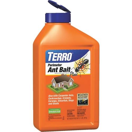 TERRO 2 lb. Perimeter Ant Bait Plus T2600 [2 Lb.]