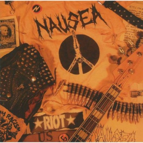 Punk Terrorist Anthology, Vol. 2: 1986-1988 [CD]