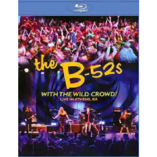 With The Wild Crowd! Live In Athens, Ga (DVD)
