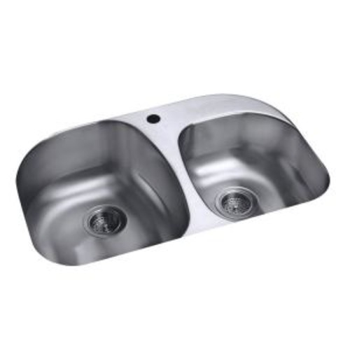 STERLING Cinch Self-Rimming Offset Bathroom Sink