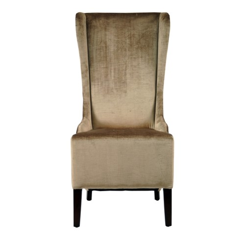 Safavieh En Vogue Dining Deco Bacall Velvet Dining Chair