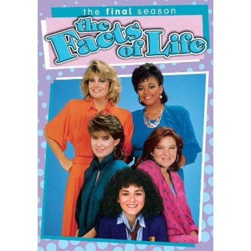 The Facts of Life: The Final Season (DVD)