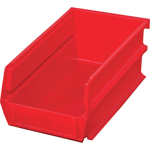 Triton Products LocBin Hanging and Interlocking Bins  24-Pk., Red, 7 3/8-In.L x 4 1/8-In.W x 3-In.H, Model# 3-220R