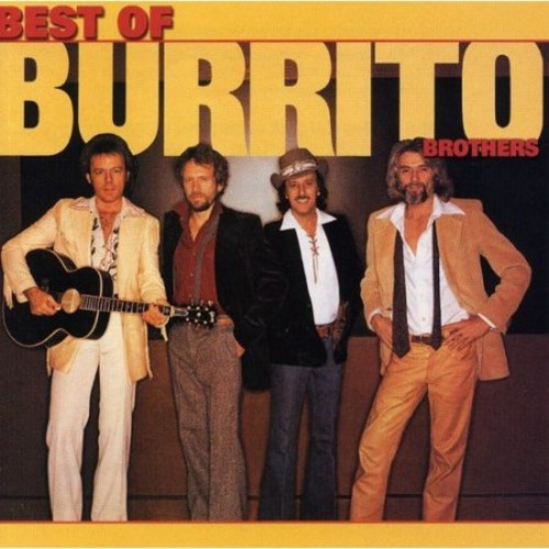 Burrito Brothers - Best of Burrito Brothers [CD]