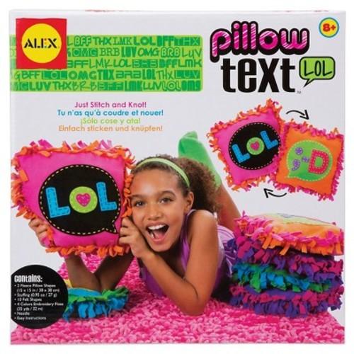 ALEX Toys Pillow Craft Kit