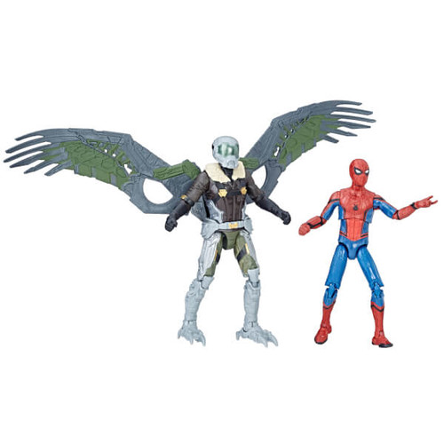 Hasbro Marvel Legends Series Spider-Man and Vulture 2 Pack Action Figures