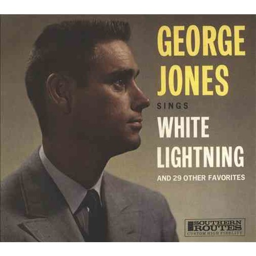 George Jones - White Lightning