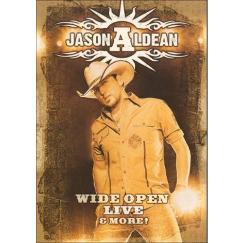 Jason Aldean: Wide Open Live and More WSE DD5.1/DD2/DTS