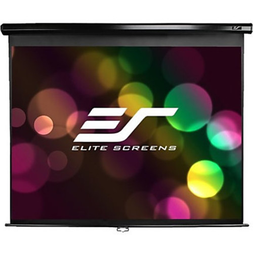 Elite Screens Manual Series 100