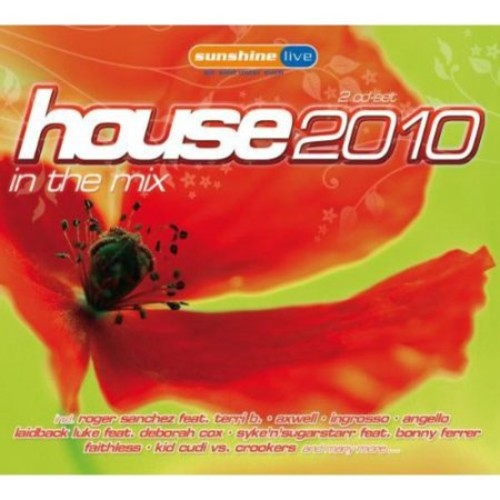 House 2010: In the Mix [CD]