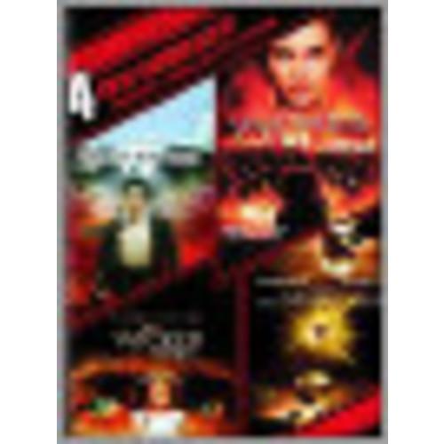 Fantasy Thriller Collection: 4 Film Favorites [4 Discs] [DVD]