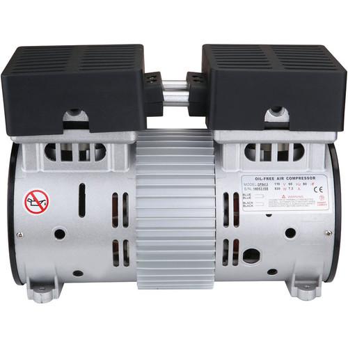 California Air Tools 1.0 HP Ultra Quiet and Oil-Free Air Compressor Motor