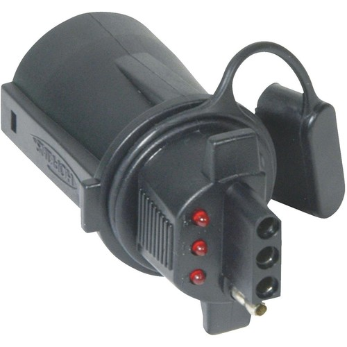 Hopkins 7 Blade To 4 Flat LED Plug-In Adapter - 47345