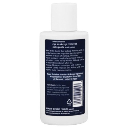 Beauty Without Cruelty Extra Gentle Eye Make-Up Remover, 4 Oz