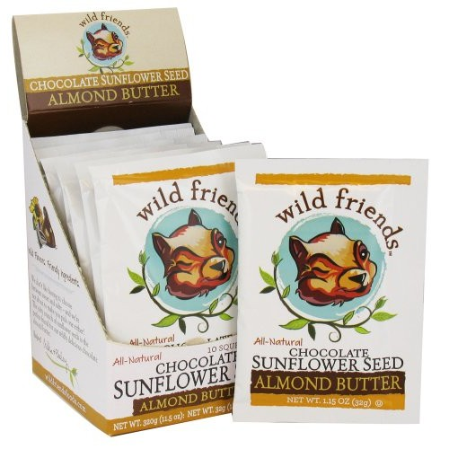 Wild Friends - All Natural Almond Butter Chocolate Sunflower Seed