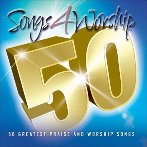 Songs 4 Worship: 50 Greatest Praise and Worship Songs [CD]