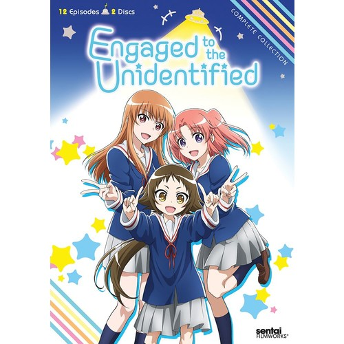 Engaged to the Unidentified: Complete Collection [2 Discs] [DVD]