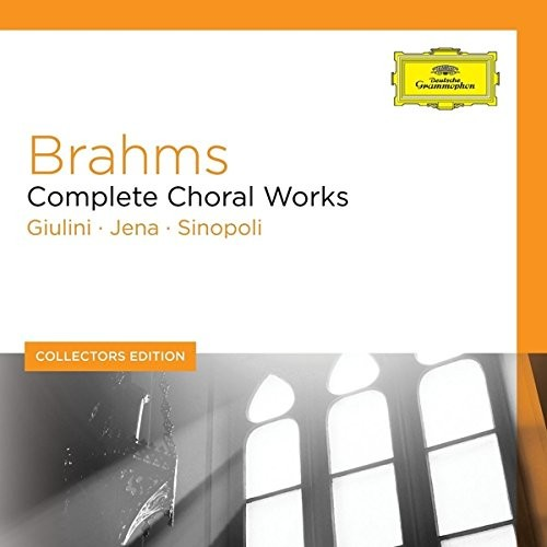 Various - Brahms: Choral Works