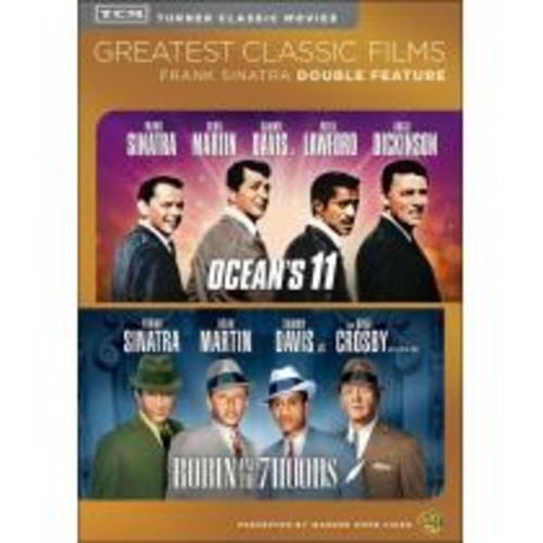 TCM Greatest Classic Films: Frank Sinatra - Ocean's 11/Robin and the 7 Hoods [2 Discs] [DVD]
