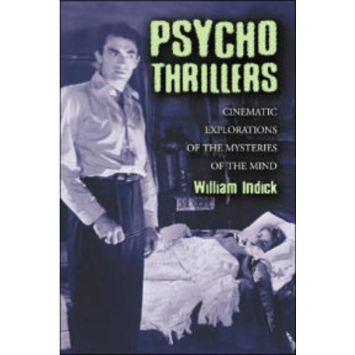 Psycho Thrillers: Cinematic Explorations of the Mysteries of the Mind / Edition 1