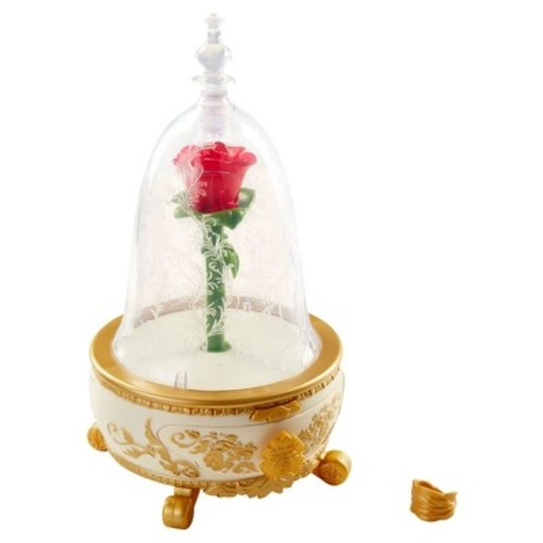 Disney Beauty and Beast Enchanted Rose Jewelry Box