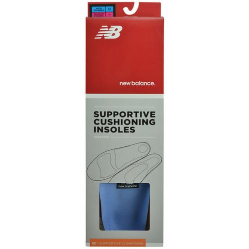 Balance Supportive Cushioning Insoles [option : Men's sz 10/10.5 Women'ssz 11.5/12]