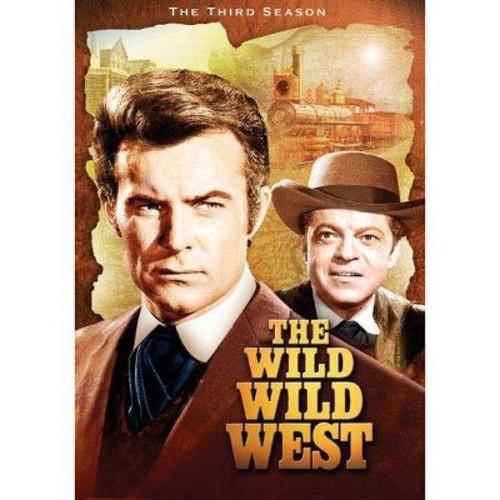 Wild wild west:Third season (DVD)