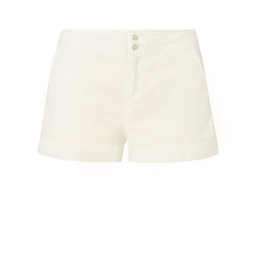 A.L.C. Essex Tailored Ivory Shorts