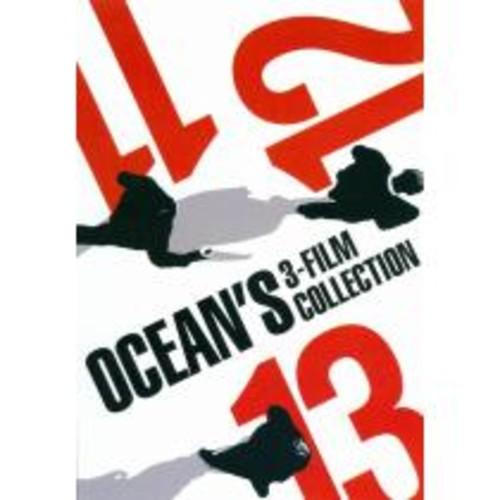 Ocean's 3 Film Collection [2 Discs] [DVD]