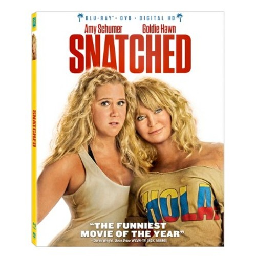 Snatched [Blu-Ray] [DVD] [Digital HD]