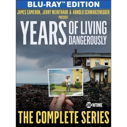 Years of Living Dangerously: The Complete Series [Blu-ray]