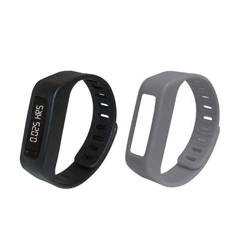 Naxa LifeForce+ Fitness Watch; Gray (nsw-13gray)