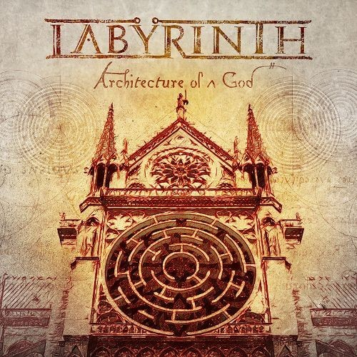 Architecture of a God [CD]