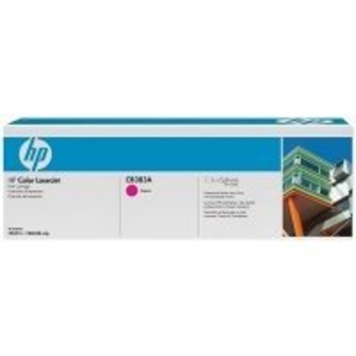 HP 824A (CB383A) Magenta Original LaserJet Toner Cartridge For HP Color LaserJet CP6015, CM6030, CM6040