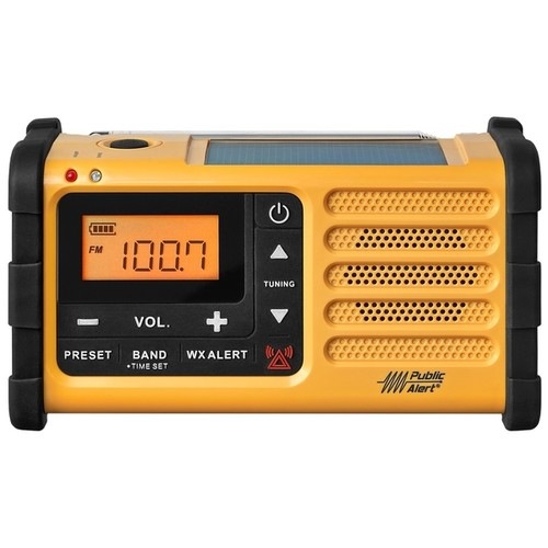 Sangean MMR-88 AM FM Weather Radio
