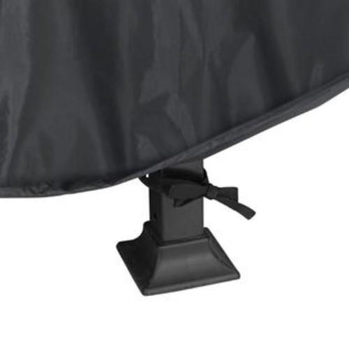 Classic Accessories Sodo Kettle BBQ Cover in Black