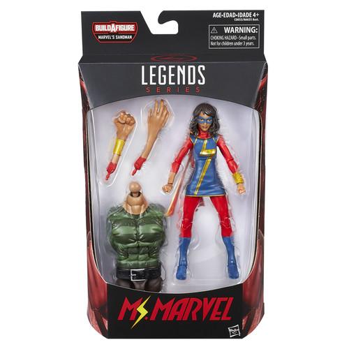 Marvel,Disney,Hasbro Marvel Legends Series 6-inch Action Figure - Ms. Marvel
