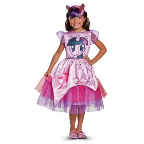 Girls' My Little Pony Twilight Sparkle Classic Child Costume