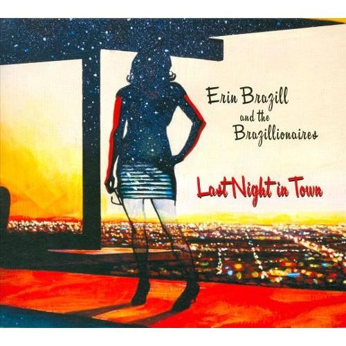 Last Night in Town [CD]