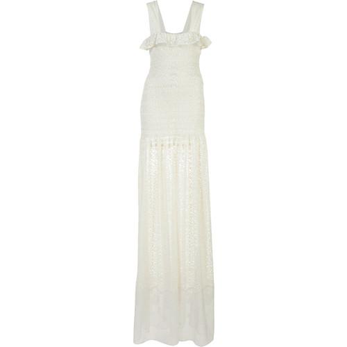 STELLA MCCARTNEY Lace Maxi Dress