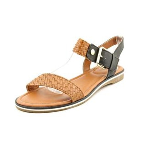 White Mountain Women's 'Bungalow' Faux Leather Sandals