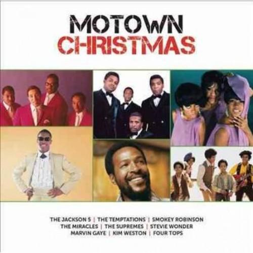 Various - ICON: Motown Christmas