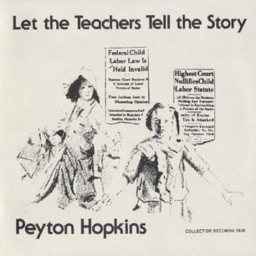 Let The Teachers Tell The Story CD (2012)