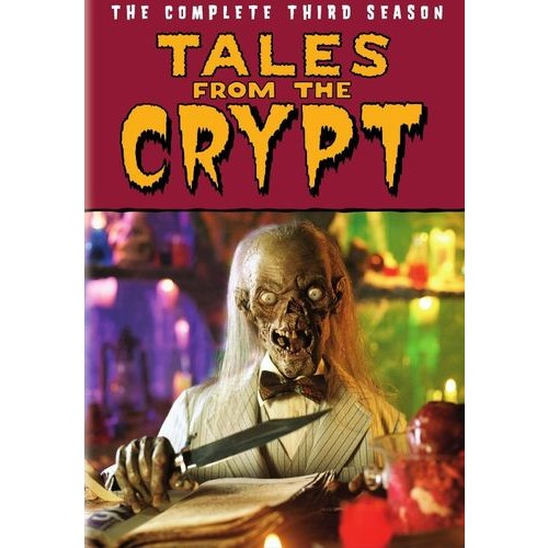 Tales from the Crypt: The Complete Third Season [DVD]