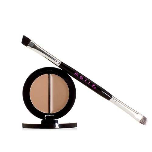 Mally Beauty Brow Beauty Ultimate Brow Kit, Taupe