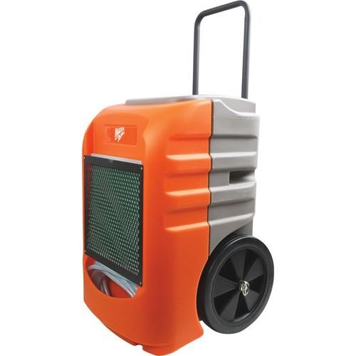 MaxxAir Portable Commercial-Grade Dehumidifier  145 Pint Capacity,