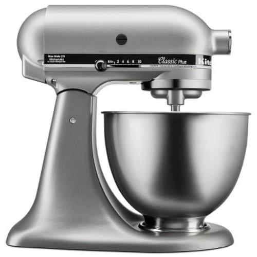 KitchenAid KSM75WH Classic Tilt-Head Stand Mixer