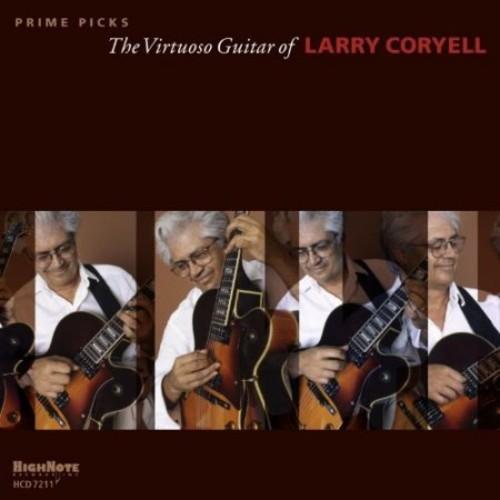 Prime Picks: The Virtuoso Guitar of Larry Coryell [CD]