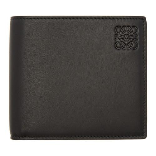 LOEWE Black Bifold Wallet