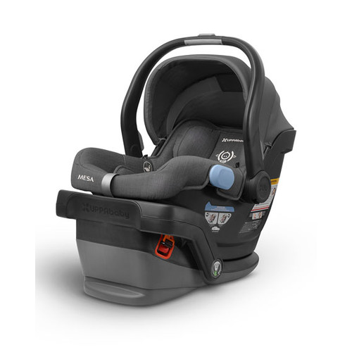 MESA Infant Car Seat w/ Base, Jordan (Black)